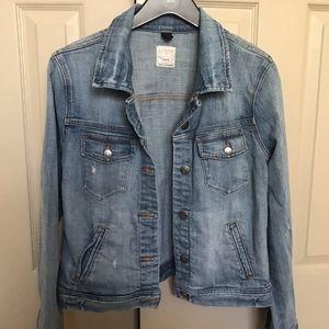 J.CREW demin jacket